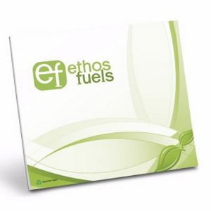 25 Sheet BIC® Ecolutions® Paper Mouse Pad