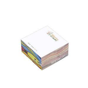 "BIC® Non-Adhesive Cube Pads (3""x3""x1 1/2"")"