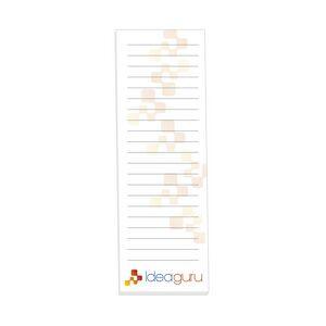 "25 Sheet BIC® Non-Adhesive Scratch Pad (3""x9"")"