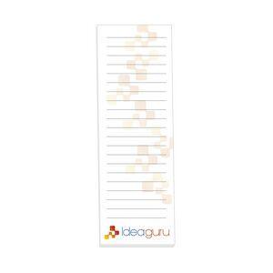 "50 Sheet BIC® Non-Adhesive Scratch Pad (3""x9"")"