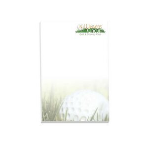 "50 Sheet BIC® Non-Adhesive Scratch Pad (4""x6"")"