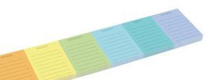 "25 Sheet BIC® Adhesive Notepad (12""x2"")"