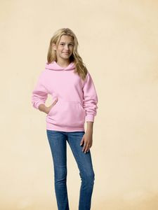 Hanes Printables Youth EcoSmart® 50/50 Pullover Hooded Sweatshirt