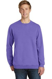 Port & Company® Pigment-Dyed Crewneck Sweatshirt