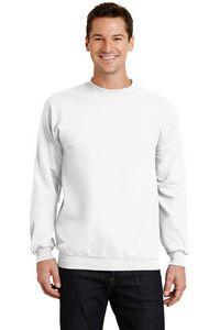 Port & Company® Men's Core Fleece Crewneck Sweatshirt