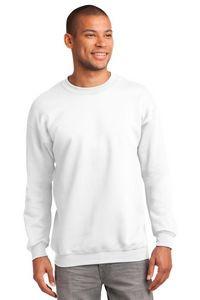 Port & Company® Men's Essential Fleece Crewneck Sweatshirt