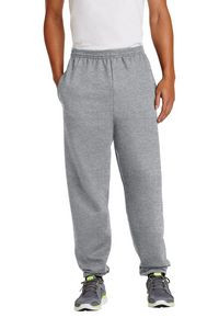 Port & Company® Men's Essential Fleece Sweatpants w/Pockets