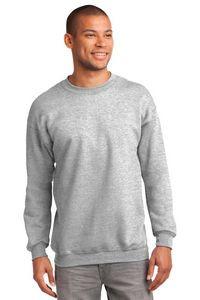 Port & Company® Men's Tall Essential Fleece Crewneck Sweatshirt