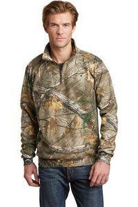 Russell Outdoors™ Men's Realtree® 1/4-Zip Sweatshirt