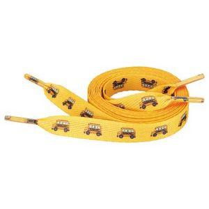 """Full Color Shoelaces - 1/2""""W x 60""""L"""