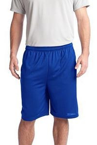 Sport-Tek® Men's PosiCharge® Tough Mesh Pocket Shorts