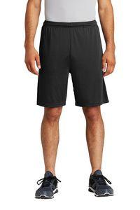 Sport-Tek® Men's PosiCharge® Competitor™ Pocketed Shorts