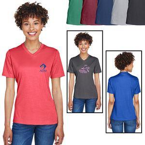 Ladies' Team 365® Sonic Heather Performance T-Shirt
