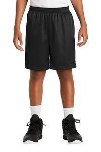 Sport-Tek® Youth PosiCharge® Classic Mesh Shorts