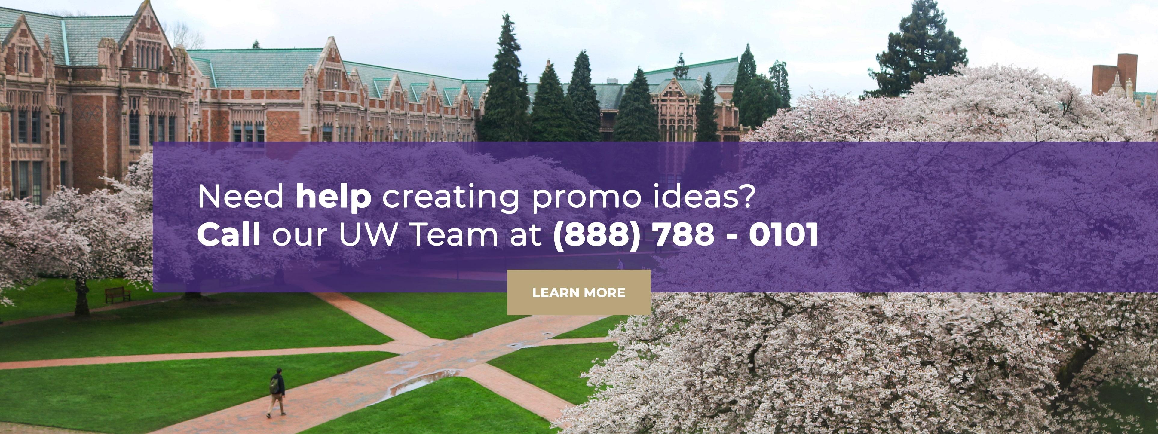 University of Washington –I.D. Me College